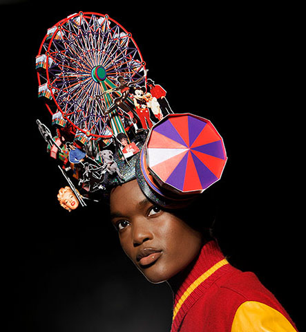 Philip Treacy Spring/Summer 2013 collection